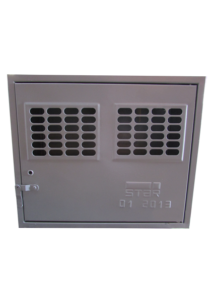 Caixa De Medição Agrupada Tipo K (02 Medidores) - Starmetal – Eletrometalúrgica