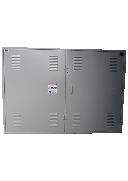 Caixa De Proteção/ Seccionadora Tipo Z - Starmetal – Eletrometalúrgica