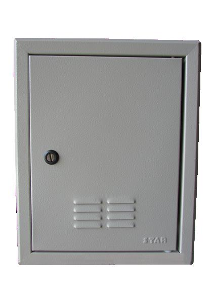 Caixa De Medidor De Gás - Starmetal – Eletrometalúrgica