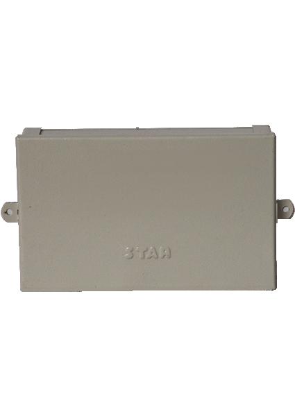 Caixa de Proteção Dos Bornes Do Medidor (Caixa Mufla) – Elektro