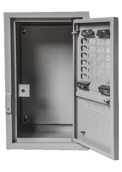 Caixa de Medição Agrupada Tipo D - Starmetal – Eletrometalúrgica