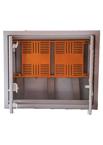 Caixa De Medição Agrupada Tipo K (02 Medidores) – Interna - Starmetal – Eletrometalúrgica