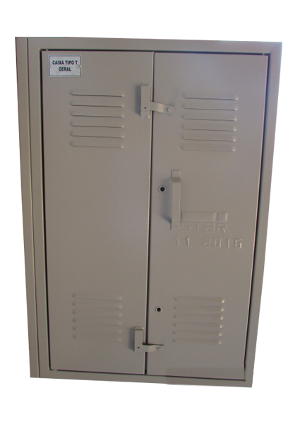 Caixa de Proteção/ Seccionadora Tipo T