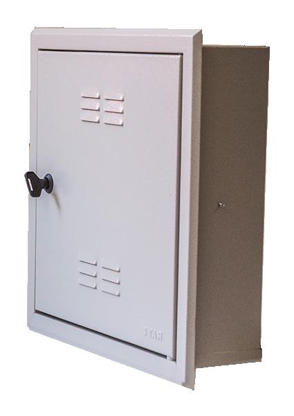 Caixa de Telefonia - Starmetal – Eletrometalúrgica