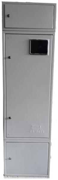 Caixa de Medição Tipo H Indireta Padrão CPFL - Starmetal – Eletrometalúrgica