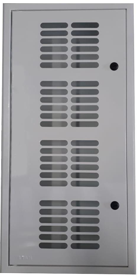 Caixa para Abrigo de Hidrômetro Sobrepor. - Starmetal – Eletrometalúrgica