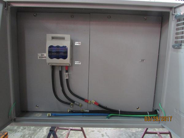 Caixa De Medição Agrupada Tipo M (08 Medidores – Interna) - Starmetal – Eletrometalúrgica