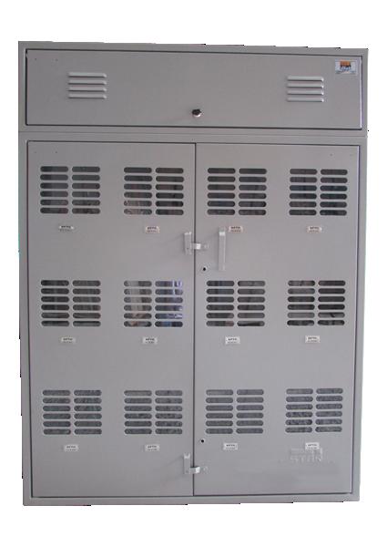 Caixa de Medição Agrupada Tipo N (12 Medidores – Interna) - Starmetal – Eletrometalúrgica