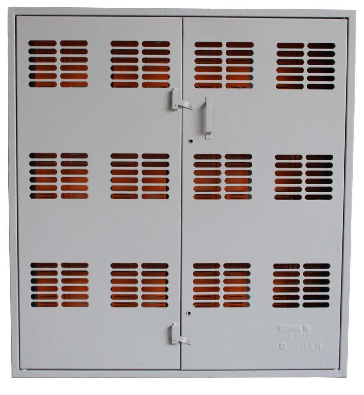 Caixa De Medição Agrupada Tipo N (12 Medidores) ENEL - Starmetal – Eletrometalúrgica