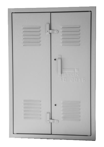 Caixa De Proteção/ Seccionadora Tipo T  ENEL