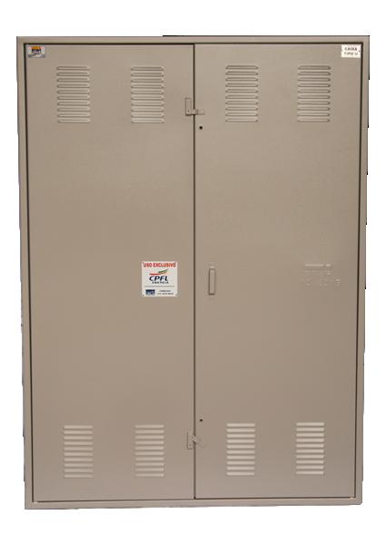 Caixa De Proteção/ Seccionadora Tipo V (2000x2000x250mm) - Starmetal – Eletrometalúrgica