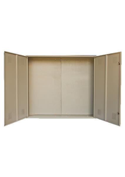 Caixa de Medição Rural/ Urbana – CPFL (Vazia)