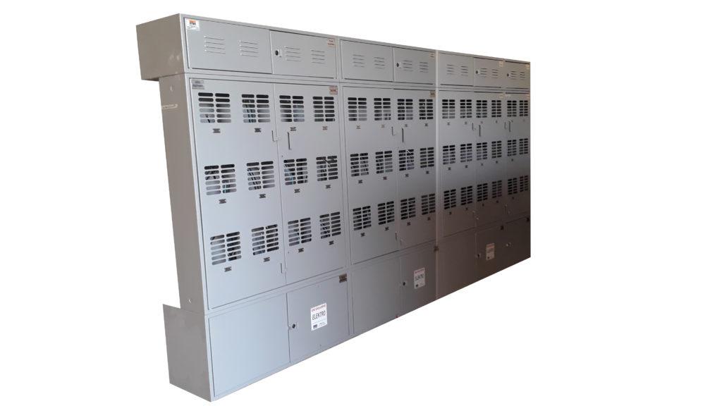 Quadro de Medição Coletiva Elektro