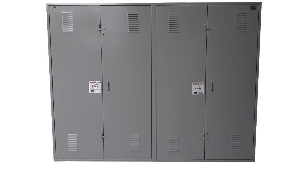 Caixa De Proteção/ Seccionadora Tipo W  ENEL - Starmetal – Eletrometalúrgica