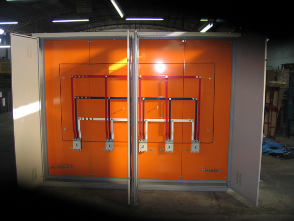 Caixa De Proteção/ Seccionadora Tipo W - Starmetal – Eletrometalúrgica