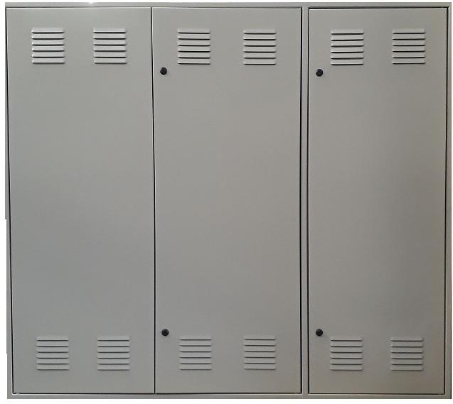 Caixa de Medição Urbana/Rural Padrão CPFL - Starmetal – Eletrometalúrgica