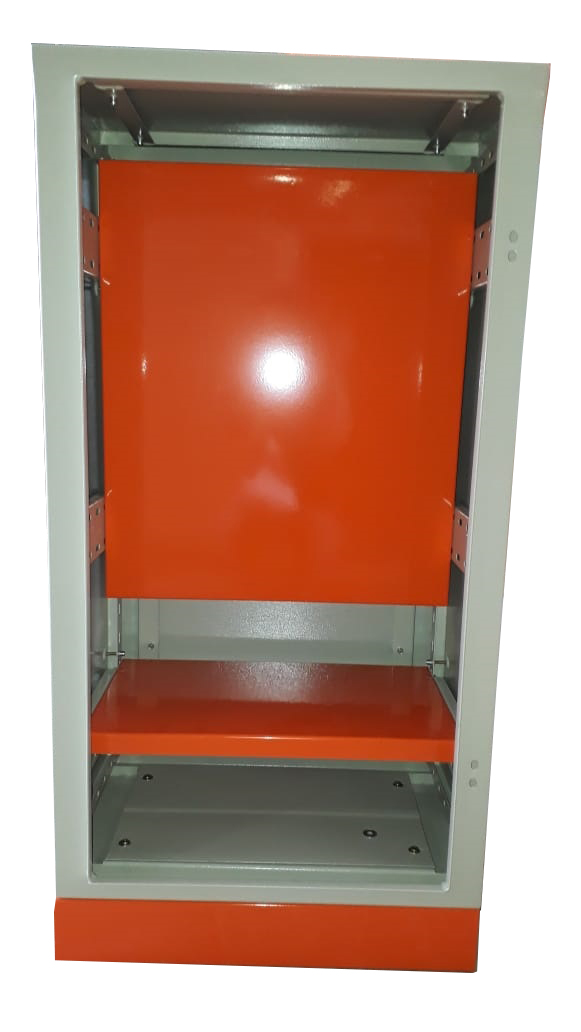 Armário Modular com Placa para Banco de Capacitor - Starmetal – Eletrometalúrgica