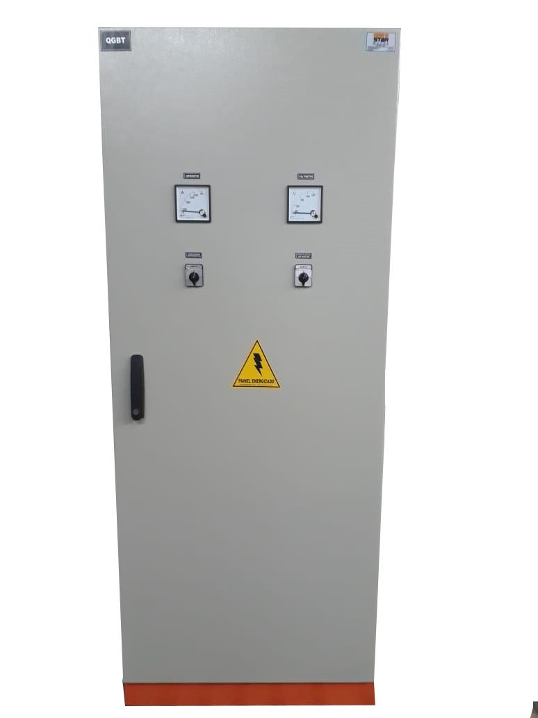 QGBT (Armário Modular) - Starmetal – Eletrometalúrgica