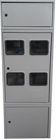 Caixa de Medição Tipo L Padrão CPFL - Starmetal – Eletrometalúrgica