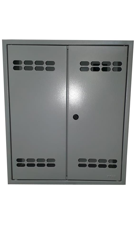 Caixa para Abrigo de Gás - Starmetal – Eletrometalúrgica