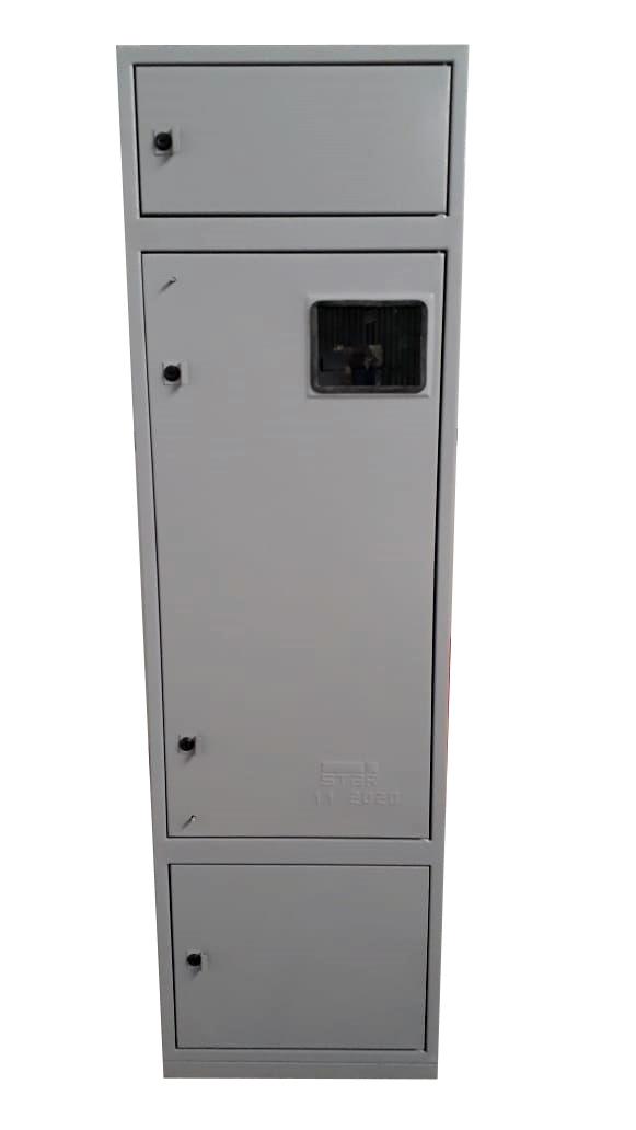 Caixa de Medição Tipo H Indireta Padrão CPFL C/ Soleira - Starmetal – Eletrometalúrgica
