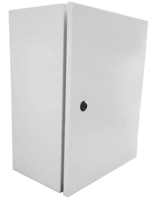 Caixa de Montagem Branca - Starmetal – Eletrometalúrgica