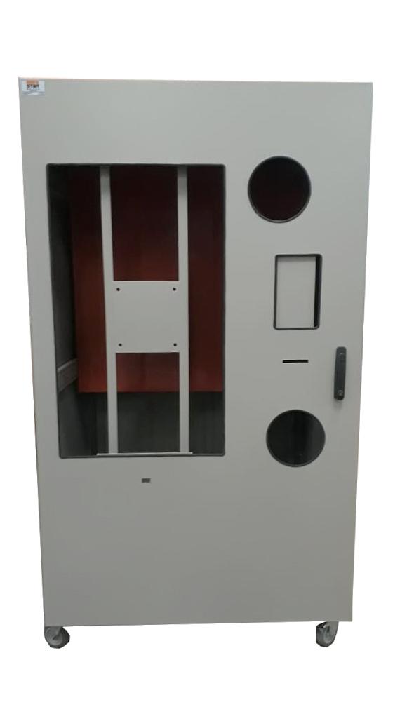 Armário para Coleta Seletiva - Starmetal – Eletrometalúrgica