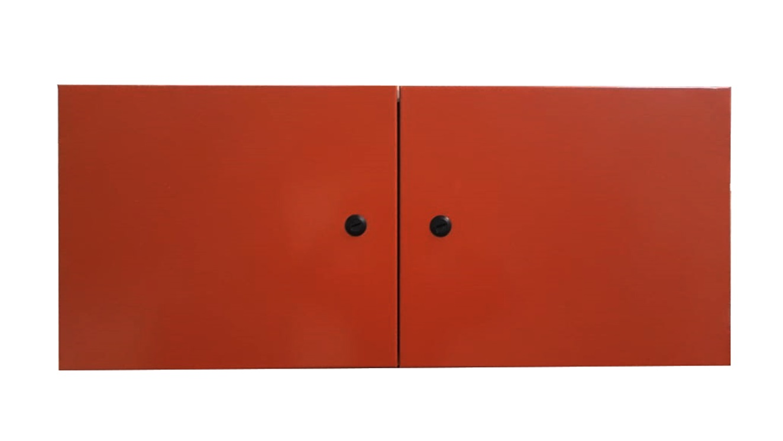 Caixa de Montagem Laranja - Starmetal – Eletrometalúrgica