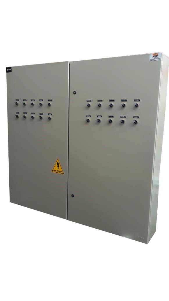 Quadro de Distribuição de Energia - Starmetal – Eletrometalúrgica