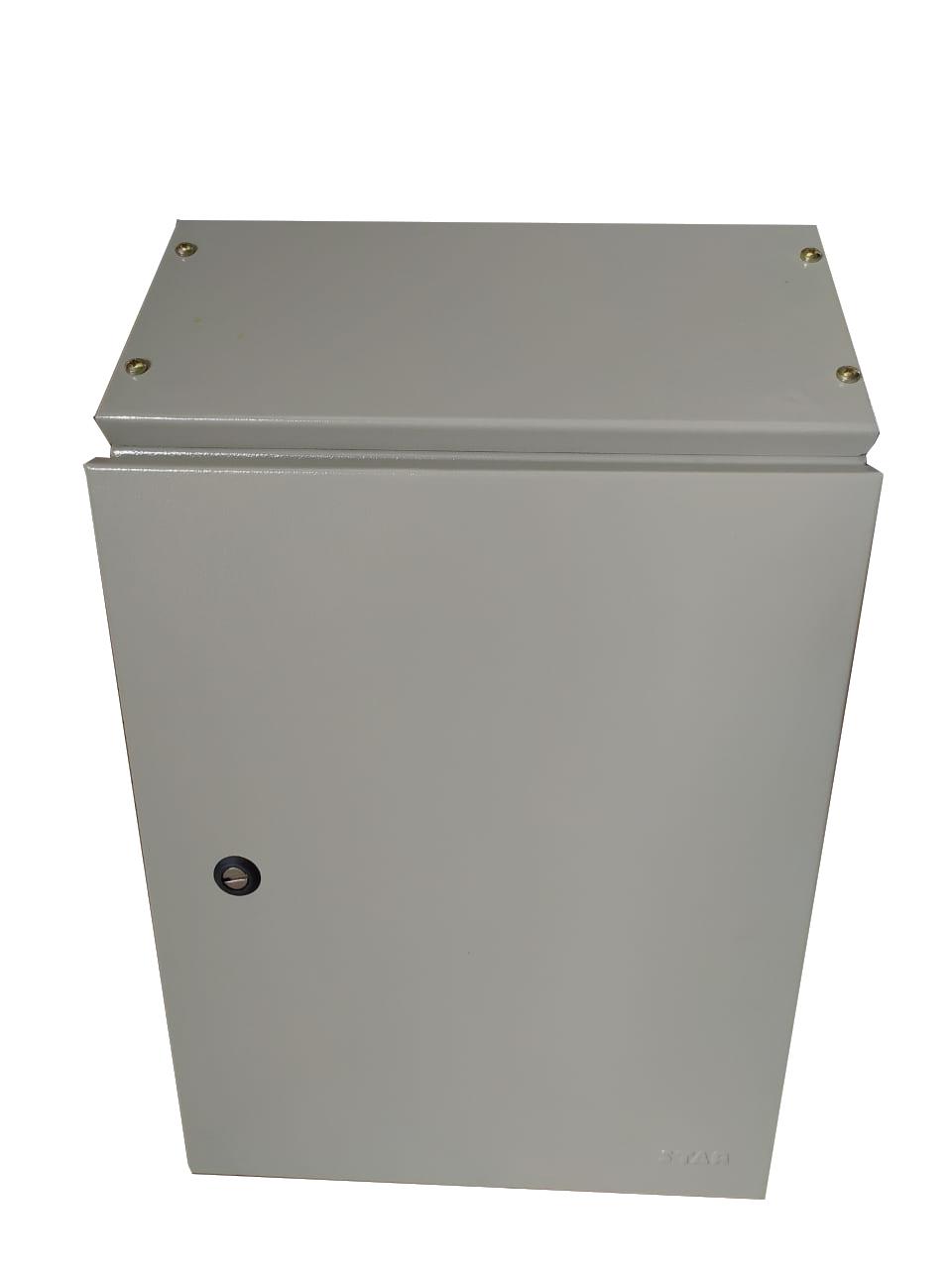 Caixa de Montagem c/ Pingadeira Removível - Starmetal – Eletrometalúrgica