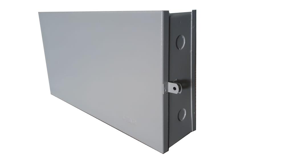 Caixa de Proteção Dos Bornes Do Medidor (Caixa Mufla Trifásica 250x480x090mm) - Starmetal – Eletrometalúrgica
