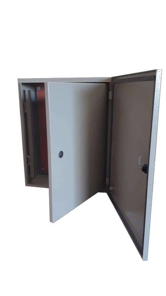 Caixa de Montagem com Sobreporta - Starmetal – Eletrometalúrgica